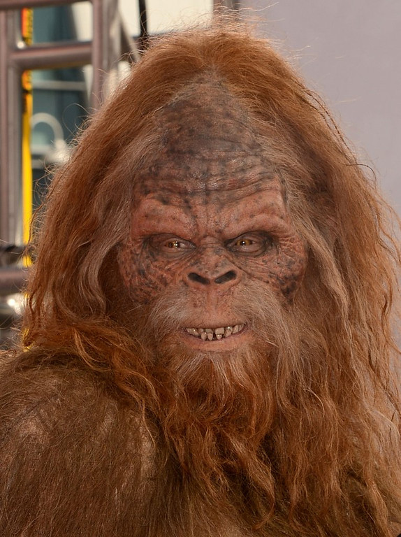 . <p>35. BIGFOOT <p>Would rank at least a dozen points higher if we knew for certain that they exist.  (Jason Merritt/Getty Images)