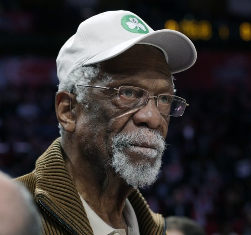 ". <p>6. BILL RUSSELL <p>Loaded gun probably no big deal, considering how rarely he shot during his career. (unranked) <p><b><a href=\'http://boston.cbslocal.com/2013/10/19/celtics-legend-bill-russell-arrested-for-carrying-gun-in-airport/\' target=""_blank\""> HUH?</a></b> <p>    (AP Photo/Eric Gay, File)"