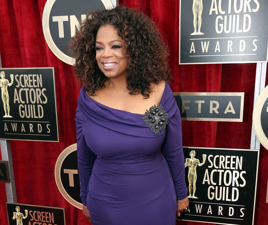 ". <p>4. (tie) OPRAH WINFREY <p>Oscar snub comes as no surprise to folks who actually sat through �The Butler.� (unranked) <p><b><a href=\'http://www.essence.com/2014/01/17/oprah-her-oscar-snub-i-already-won/\' target=\""_blank\""> HUH?</a></b> <p>   (Matt Sayles/Invision/AP)"