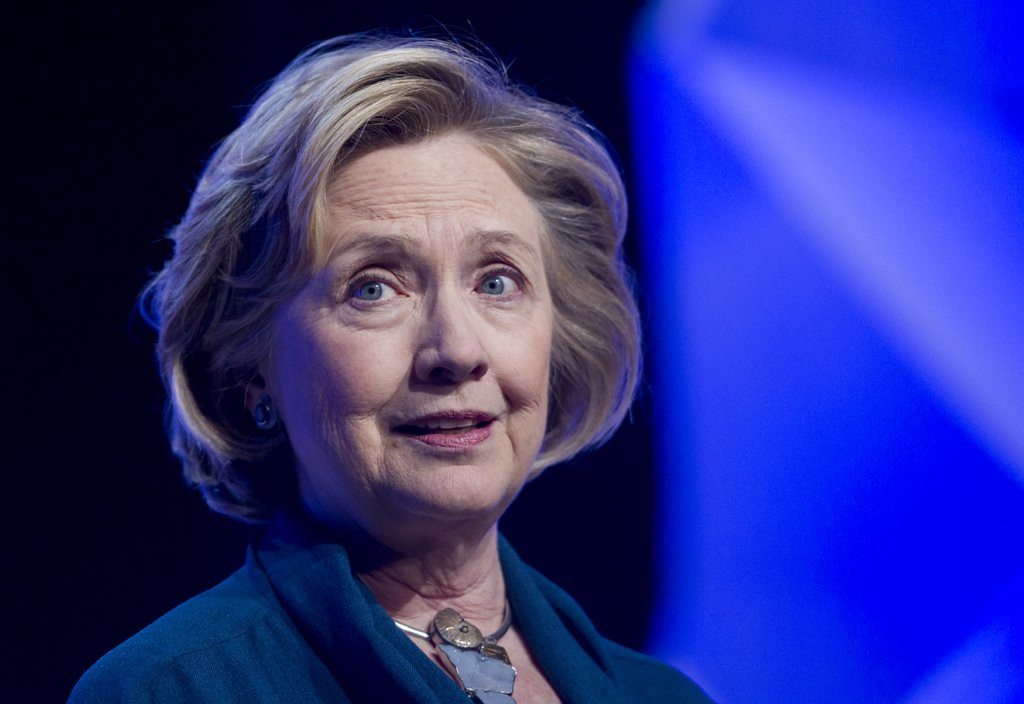 """. <p>3. HILLARY CLINTON <p> �Hard Choices� perfect title for Secretary of State�s memoirs. That�s why Cyrus Vance used it first ... 31 years ago. (unranked) <p><b><a href=\'http://www.nationaljournal.com/politics/hillary-clinton-s-new-book-title-has-already-been-used-by-a-former-secretary-of-state-20140418\' target=\""""_blank\""""> HUH?</a></b> <p>   (AP Photo/Las Vegas Sun, Steve Marcus)"""