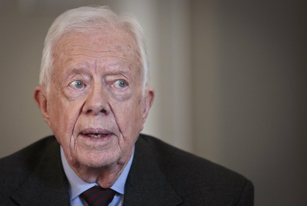 """. <p>7. JIMMY CARTER <p>President Obama has never asked him for his advice. Or anyone else, for that matter. (unranked) <p><b><a href=\'http://www.nydailynews.com/news/politics/president-jimmy-carter-obama-calls-advice-article-1.1731169\' target=\""""_blank\""""> HUH?</a></b> <p>   (AP Photo/Bebeto Matthews)"""