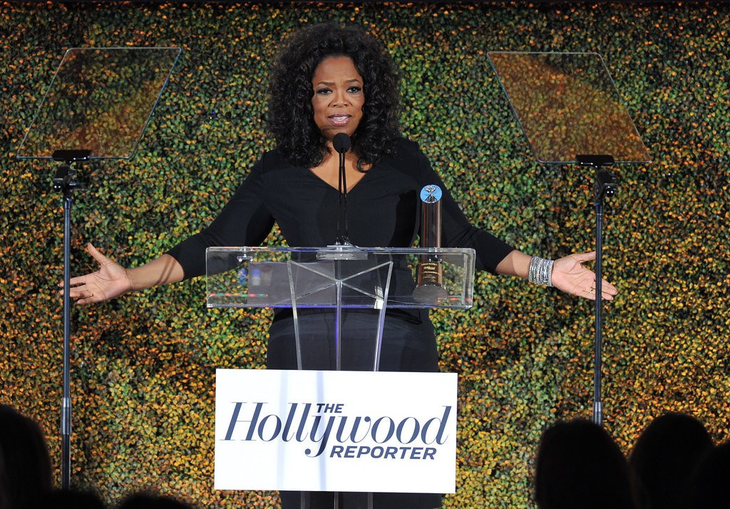 """. <p>33. OPRAH WINFREY <p>Not even she is watching the Oprah Winfrey Network anymore. <p><b><a href=\'http://www.contactmusic.com/story/oprah-winfrey-network-troubles-almost-sent-me-into-nervous-breakdown_3815444\' target=\""""_blank\""""> HUH?</a></b> <p>    (Vince Bucci/Invision for The Hollywood Reporter/AP Images)"""