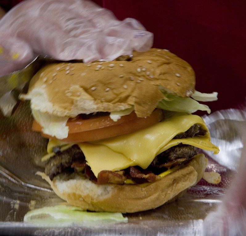 """. <p>5. HUMAN MEAT  <p>Be VERY careful when ordering a burger in Nigeria. (unranked) <p><b><a href=\'http://www.nydailynews.com/news/world/nigerian-hotel-serves-human-meat-report-article-1.1616311\' target=\""""_blank\""""> HUH?</a></b> <p>   (Paul J. Richards/AFP/Getty Images)"""