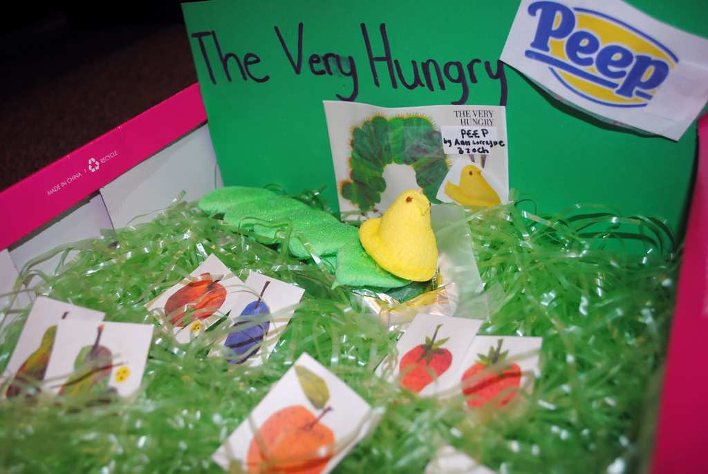 ". ""The Very Hungry Peep\"""