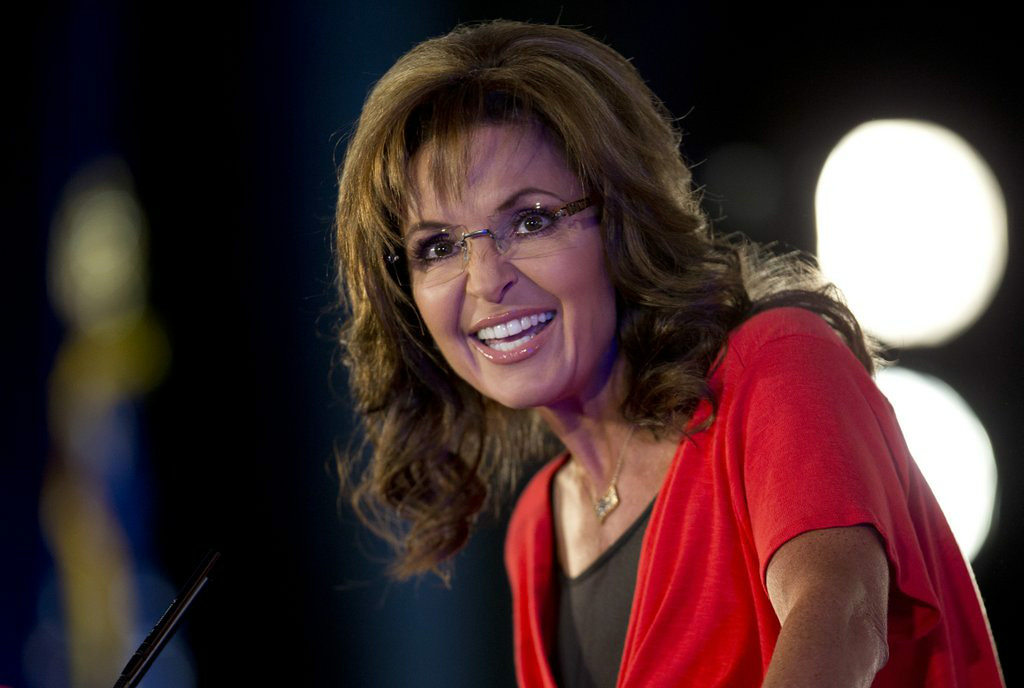 ". <p><b> Former Alaska Gov. Sarah Palin, looking for a new revenue stream, announced that she�s going to start charging $9.95 for � </b> </p><p> A. Monthly subscriptions to her new Internet channel </p><p> B. Autographed photos </p><p> C. Speeches </p><p><b><a href=""http://time.com/3046196/sarah-palin-channel-subscription/\"" target=\""_blank\"">LINK</a></b> </p><p>   (AP Photo/Carolyn Kaster)</p>"