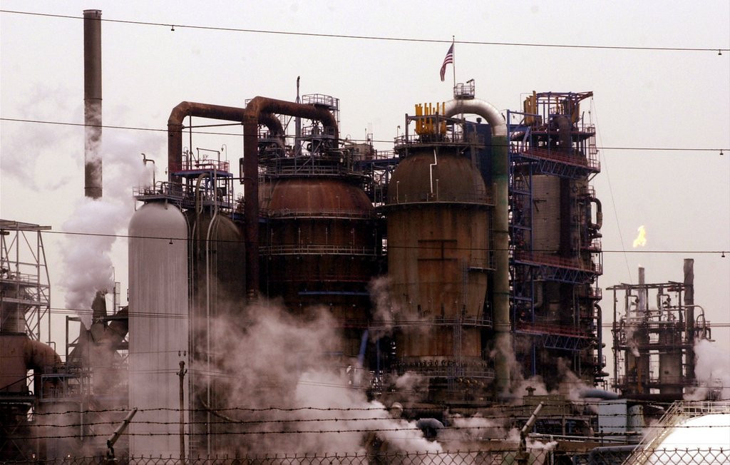 . <p><b>25. NEW JERSEY</b> <p>Now the only state to play host to a Super Bowl, three dozen refineries and Jimmy Hoffa�s corpse. <p>   (Spencer Platt/Newsmakers)