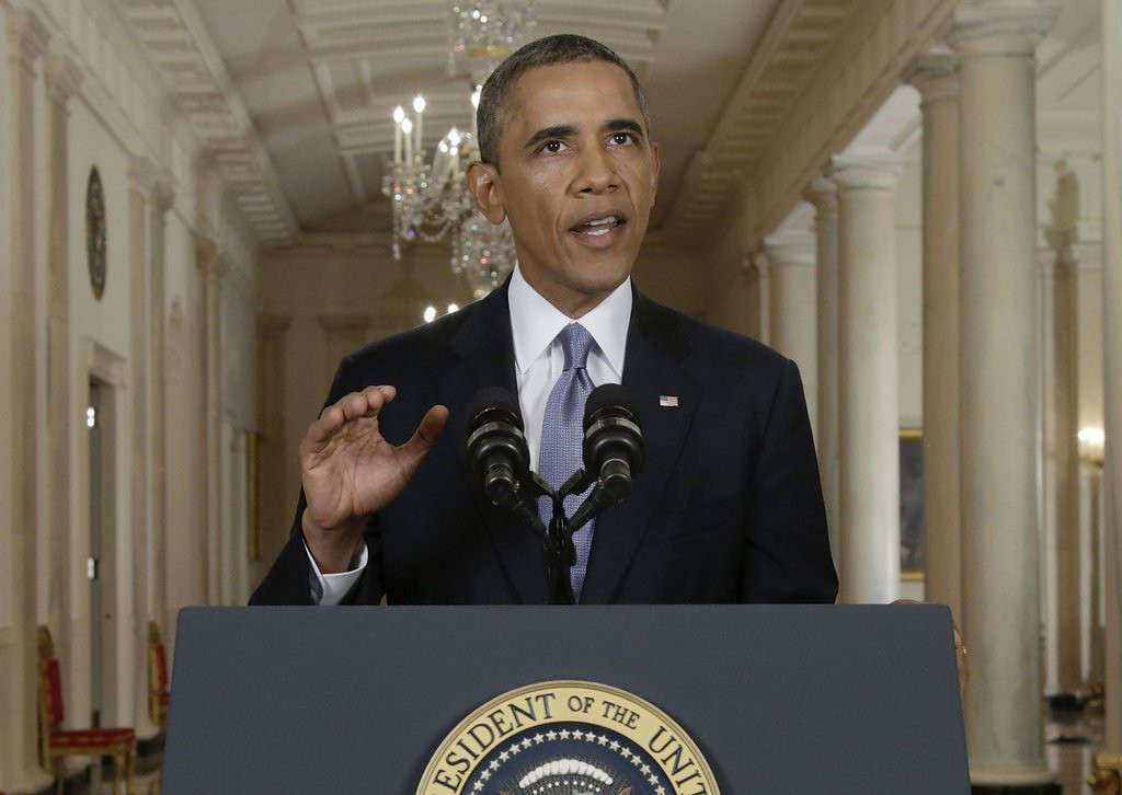 """. <p>5. BARACK OBAMA <p>New Cold War heats up after Vladimir Putin gives him a diplomatic wedgie. (1) <p><b><a href=\'http://www.nationaljournal.com/whitehouse/syria-tells-you-everything-you-need-to-know-about-barack-obama-20130910?mrefid=site_search\' target=\""""_blank\""""> HUH?</a></b> <p>    (AP Photo/Evan Vucci, Pool)"""