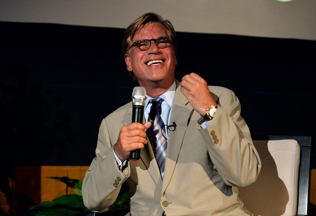 """. <p>9. AARON SORKIN  <p>Apologizes for �The Newsroom,� promises it�s not nearly as unwatchable this season. (unranked) <p><b><a href=\'http://www.huffingtonpost.com/2014/04/22/aaron-sorkin-the-newsroom_n_5190493.html\' target=\""""_blank\""""> LINK </a></b> <p>    (Frazer Harrison/Getty Images for BAFTA LA)"""