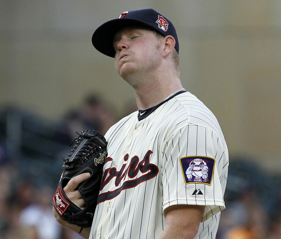 ". <p><b> Twins fans were crying in their self-served beer last weekend when Minnesota finished its most important home stand of the season � </b> </p><p> A. 4-6 </p><p> B. DOA </p><p> C. All of the above </p><p><b><a href=""http://www.twincities.com/twins/ci_26225934/twins-gm-terry-ryan-dont-blame-ron-gardenhire\"" target=\""_blank\"">LINK</a></b> </p><p>   <br> </p><p><b>ANSWERS</b> </p><p> The correct answer is always \""A\"" ... unless you feel very strongly otherwise. </p><p>   <br></p><p> You can follow Kevin Cusick at <a href=\""http://twitter.com/theloopnow\"">twitter.com/theloopnow</a>.    (AP Photo/Ann Heisenfelt)</p>"