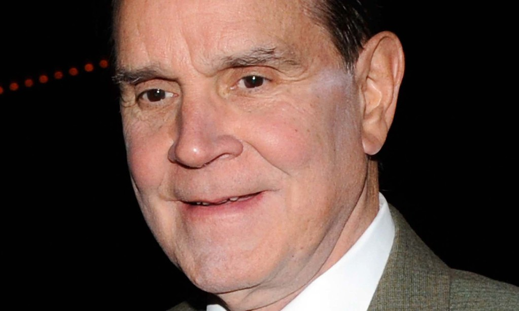 . Impressionist Rich Little is 77. (Getty Images: Ethan Miller)