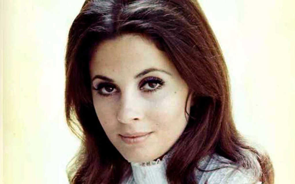 . Actress Barbara Parkins (�Peyton Place,� �Valley of the Dolls�) is 73. (Courtesy of listal.com)