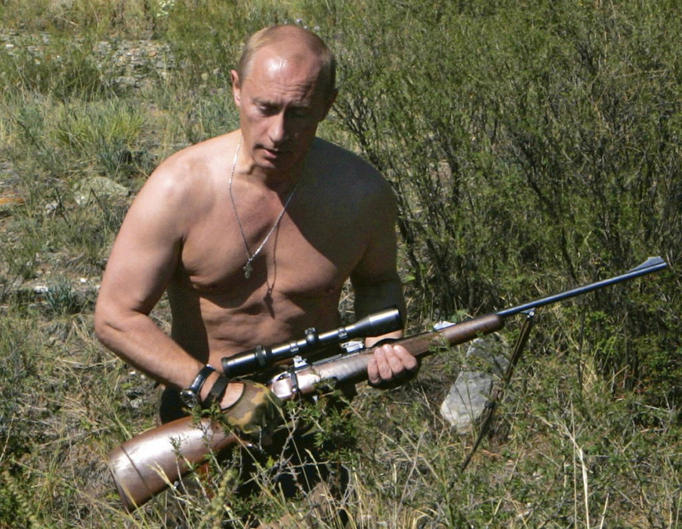 """. <p><b> American analysts, watching the aggressive, unchallenged moves of Vladimir Putin, are becoming convinced that this �lost� region will soon be annexed by Russia � </b> <p> A. Crimea <p> B. Ukraine <p> C. Eastern Europe <p><b><a href=\' http://www.telegraph.co.uk/news/worldnews/europe/russia/10687659/Ukraine-crisis-Crimea-is-just-the-first-step-say-Moscows-pro-Putin-demonstrators.html\' target=\""""_blank\"""">HUH?</a></b> <p>    (AP Photo/RIA Novosti, Dmitry Astakhov, Government Press Service, file)"""