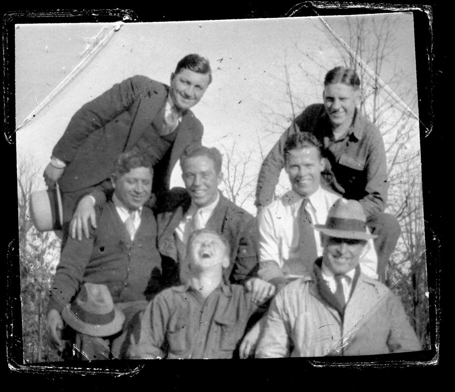 . The little treasures Writes M. JOHNSON IN WHITE BEAR: �The �Roosevelts� series and the Civilian Conservation Corps celebration planned here in St. Paul sent me looking for pictures of my father, Arlie Clusiau, in the CCC. He and my Uncle Esso were enrolled in the CCC in the 1930s up in Nashwauk. He was in CCC Camp 1768 � a camp number used in Thistledew and Salem, Missouri. Based on this picture, he and the other �boys� of the CCC seemed to have a great time and were able to send money home!�