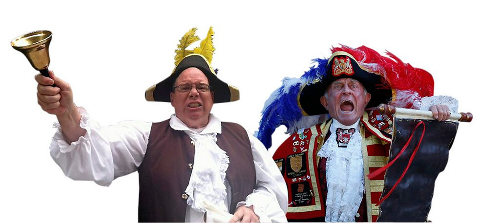 """. <p> 40. TOWN CRIERS <p>Always using royal births as a cheap excuse for shameless self-promotion. <p><b><a href=\'http://www.twincities.com/twins/ci_23721515/hear-ye-hear-ye-announcing-mauer-twins-st\' target=\""""_blank\""""> HUH?</a></b> <p>   (Pioneer Press photo illustration/AP photo)"""