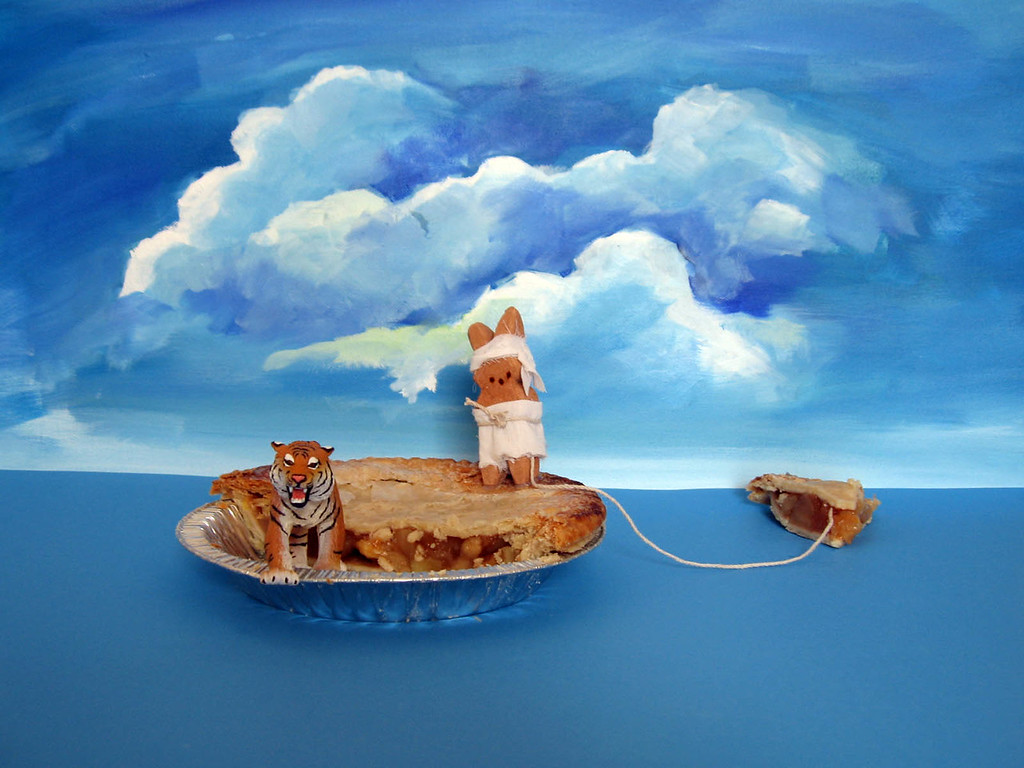 """. <b>FIRST PLACE:</b> \""""Life of Pie,\"""" by Ron Young, Shoreview"""