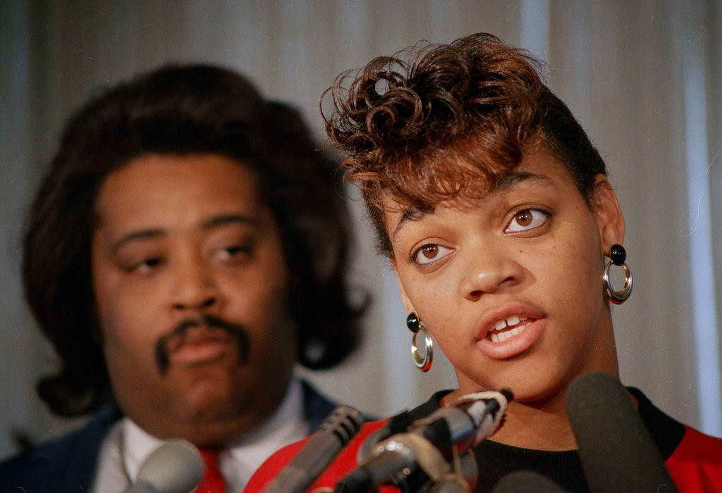 """. <p><b> MSNBC host Al Sharpton is denying reports that, during the 1980s, he was � </b> <p> A. Acting as an FBI informant against the mob <p> B. Planning a White House run <p> C. Accidentally harpooned off the coast of Long Island <p><b><a href=\'http://www.mediaite.com/online/the-5-most-shocking-revelations-in-report-alleging-sharpton-was-an-fbi-informant/\' target=\""""_blank\"""">HUH?</a></b> <p>    (AP Photo/Mark Elias, File)"""