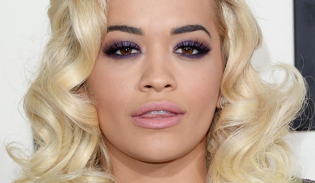 . Brit singer Rita Ora is 25. (Getty Images: Jason Merritt)