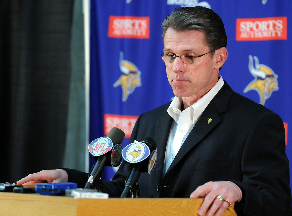 . 13. RICK SPIELMAN <p>Didn�t want to pay $1.4 million for a punter, proving he DOES know a little something about football.  </p><p>    (Pioneer Press: Ben Garvin)</p>