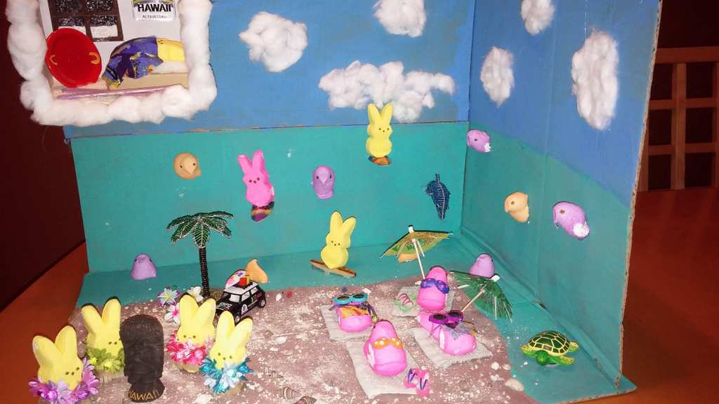 ". ""Peep Dreams: from Polar Vortex to Peep Paradise,\"" by Maggie Johnson"