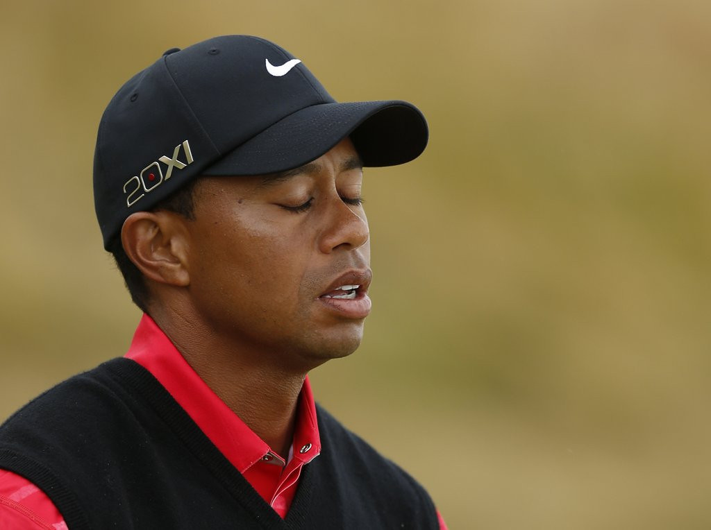 ". <p><b><a href=\'http://msn.foxsports.com/golf/lists/tiger-woods-british-open-collapse-key-moments-first-tee-ninth-hole-11th-hole-18th-green-adam-scott-stevie-williams-072113\' target=""_blank\""> 1. (tie) Tiger Woods </a></b> <p>British Open earnings: $249,377. Eating s*** when Phil Mickelson wins: Priceless. (unranked) <p> --------------------------------------------  (AP Photo/Matt Dunham)"