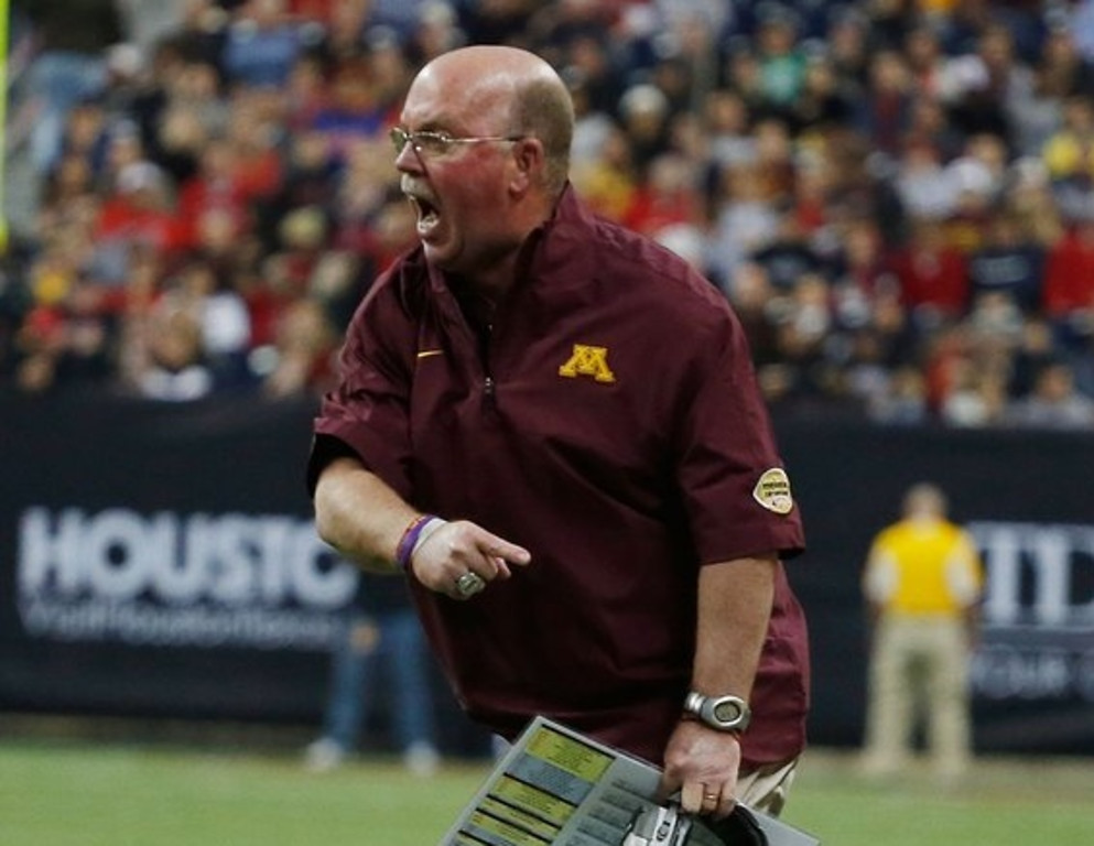 ". <p>5. JERRY KILL <p>Make no mistake: His shaky health is not your problem; it�s the Gophers� problem. (2) <p><b><a href=\'http://www.twincities.com/gophers/ci_24114527/gophers-jerry-kill-wont-discuss-seizure-appreciates-support?source=pkg\' target=""_blank\""> HUH?</a></b> <p>     (Scott Halleran/Getty Images)"