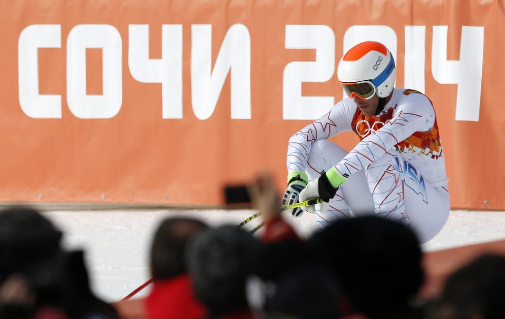 """. <p>10. (tie) BODE MILLER <p>Still going downhill ... (previous ranking: unranked) <p><b><a href=\'http://dfm.twincities.com/article/bode-miller-fails-to-medal-as-austrian-matthias-mayer-wins-downhill/a2f84397247e94a01e3bd0ab800f5a36\' target=\""""_blank\""""> HUH?</a></b> <p>   (AP Photo/Christophe Ena)"""