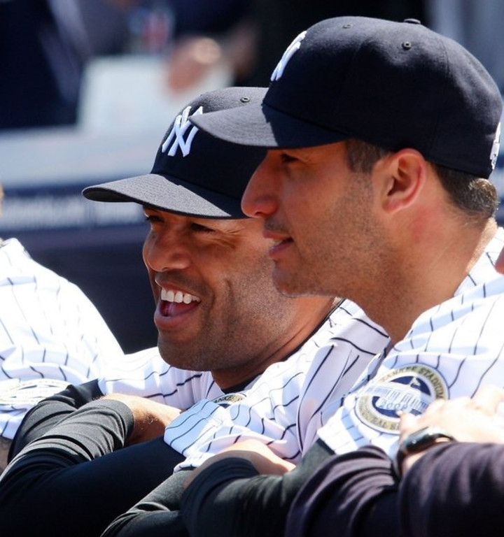 ". <p>7. ANDY PETTITTE & MARIANO RIVERA <p>One of these retiring Yankees will never set foot in the Hall of Fame because he cheated. The other is Mariano Rivera. (unranked) <p><b><a href=\'http://www.nydailynews.com/sports/baseball/yankees/madden-mo-andy-escaping-yanks-jeter-girardi-article-1.1463451\' target=""_blank\""> HUH?</a></b> <p>     (Jim McIsaac/Getty Images)"