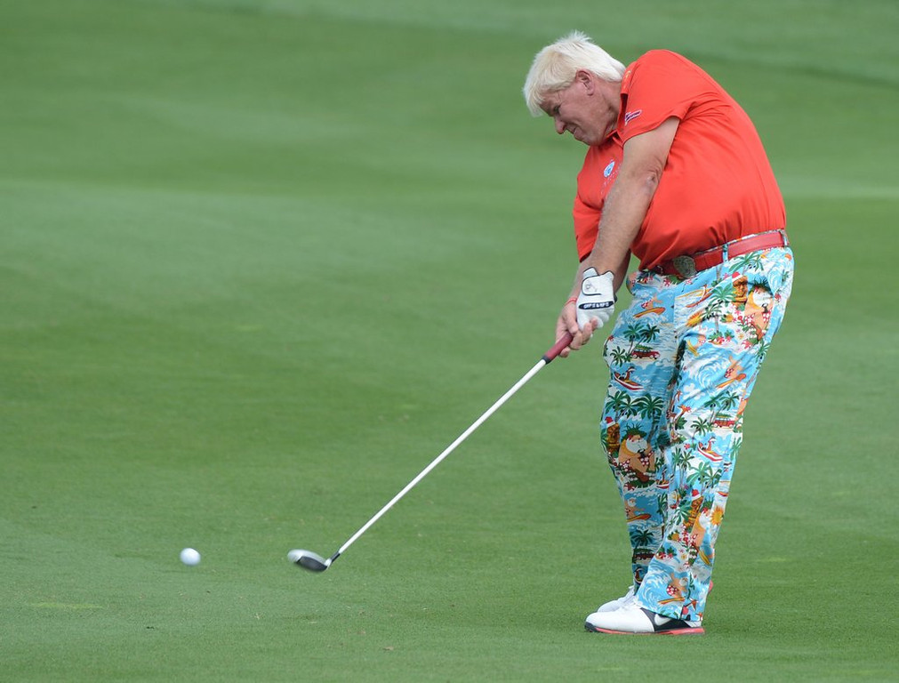 ". <p><b> Longtime PGA star John Daly has admitted that, during his career, he has tallied more than $90 million in � </b> <p> A. Gambling losses <p> B. Alimony payments <p> C. Beer can recycling rebates <p><b><a href=\'http://www.tmz.com/2014/05/31/john-daly-gambling-90-million-gambling-losses/\' target=""_blank\"">LINK</a></b> <p>    (Mark Ralston/AFP/Getty Images)"
