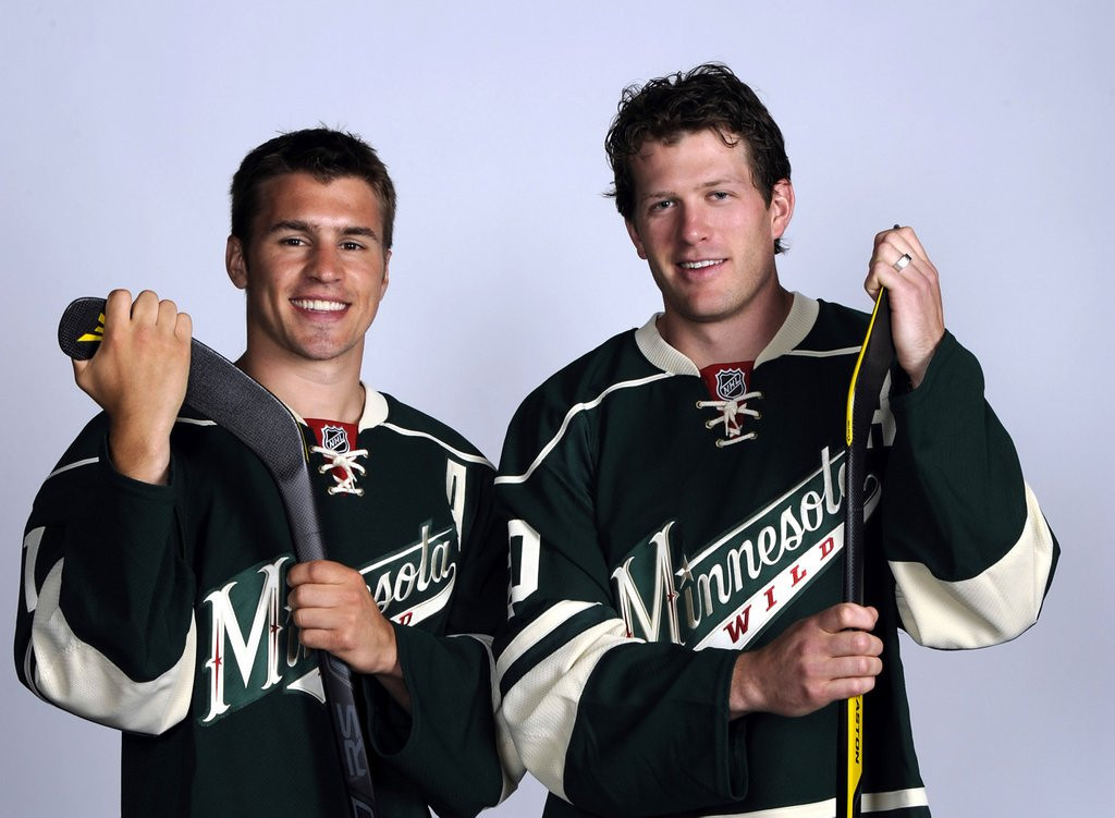 """. <p><b><a href=\'http://sports.yahoo.com/blogs/nhl-puck-daddy/minnesota-wild-lost-30-million-last-season-lockout-155615565.html\' target=\""""_blank\""""> 10. (tie) Minnesota Wild </a></b> <p>Lost $30 million last season. In related development, Zach Parise and Ryan Suter blowing their noses with 10s and 20s. (previous ranking: unranked) <p> --------------------------------------------   (Hannah Foslien/Getty Images)"""