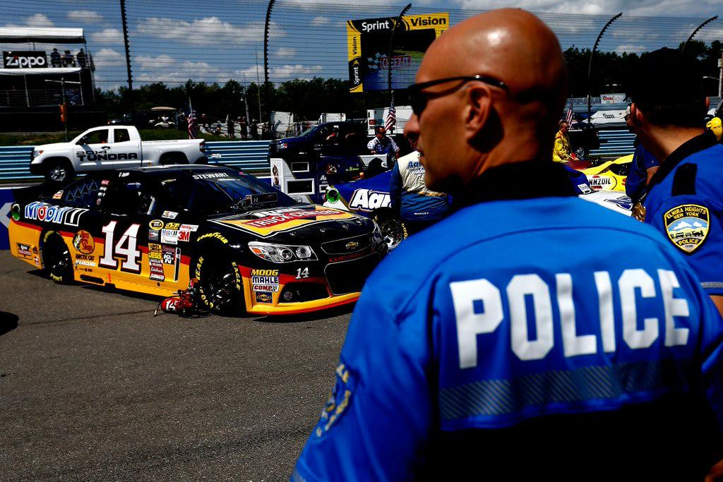 ". 1. TONY STEWART <p>�Business as usual.� (unranked) </p><p><b><a href=\""http://www.usatoday.com/story/sports/nascar/2014/08/10/tony-stewart-watkins-glen-nascar-sprint-cup/13857187/\"" target=\""_blank\""> LINK </a></b> </p><p>    (Jeff Zelevansky/Getty Images)</p>"