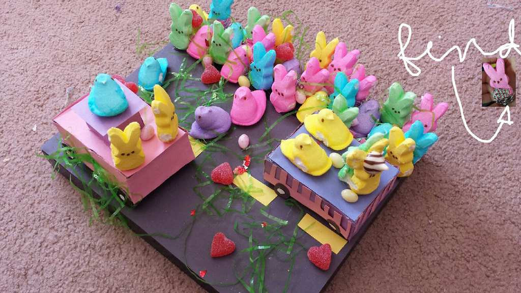 ". ""Where\'s Peep-do?\"" by Gina and Karen Severson"
