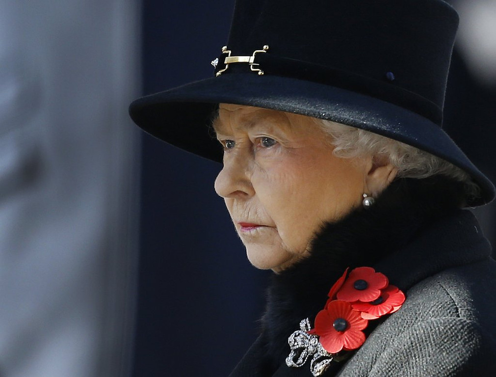 """. <p>9. QUEEN ELIZABETH <p>Down to her last million because of her selfish insistence she be treated like royalty. (unranked) <p><b><a href=\'http://www.foxnews.com/world/2014/01/28/queen-elizabeth-cash-crisis-monarch-down-to-last-million/\' target=\""""_blank\""""> HUH?</a></b> <p>   (AP Photo/Kirsty Wigglesworth)"""