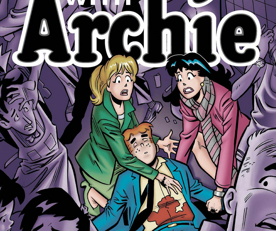 """. <p><b> Fans of Archie Andrews were shocked and saddened to learn of his recent death, as the comic book favorite was shot by � </b> </p><p> A. A gunman trying to assassinate a gay politician </p><p> B. Two gang members </p><p> C. Aaron Hernandez </p><p><b><a href=\""""http://www.twincities.com/entertainment/ci_26144506/archie-be-shot-saving-gay-friend-comic-book\"""" target=\""""_blank\"""">LINK</a></b> </p><p>   (AP Photo/Archie Comics)</p>"""