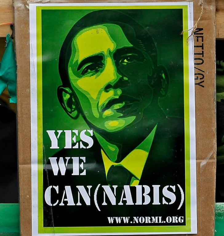 ". <p>5. MARIJUANA <p>Experts say it�s often a �gateway drug� to harder drugs and narcotics. Was that your experience, Mr. President? (4) <p><b><a href=\'http://www.foxnews.com/politics/2014/01/22/anti-drug-groups-rebuke-obama-over-marijuana-remarks/\' target=""_blank\""> HUH?</a></b> <p>     (Sean Gallup/Getty Images)"
