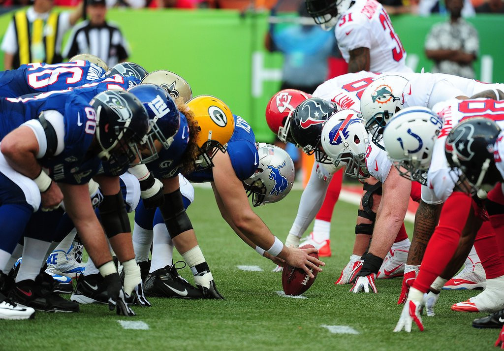 """. <p><b><a href=\'http://www.nfl.com/news/story/0ap1000000224059/article/nfl-nflpa-announce-significant-changes-to-pro-bowl\' target=\""""_blank\""""> 9. Pro Bowl </a></b> <p>Will feature fantasy roster draft, followed by fantasy blocking, fantasy tackling and fantasy sweat. (1) <p> --------------------------------------------   (Scott Cunningham/Getty Images)"""