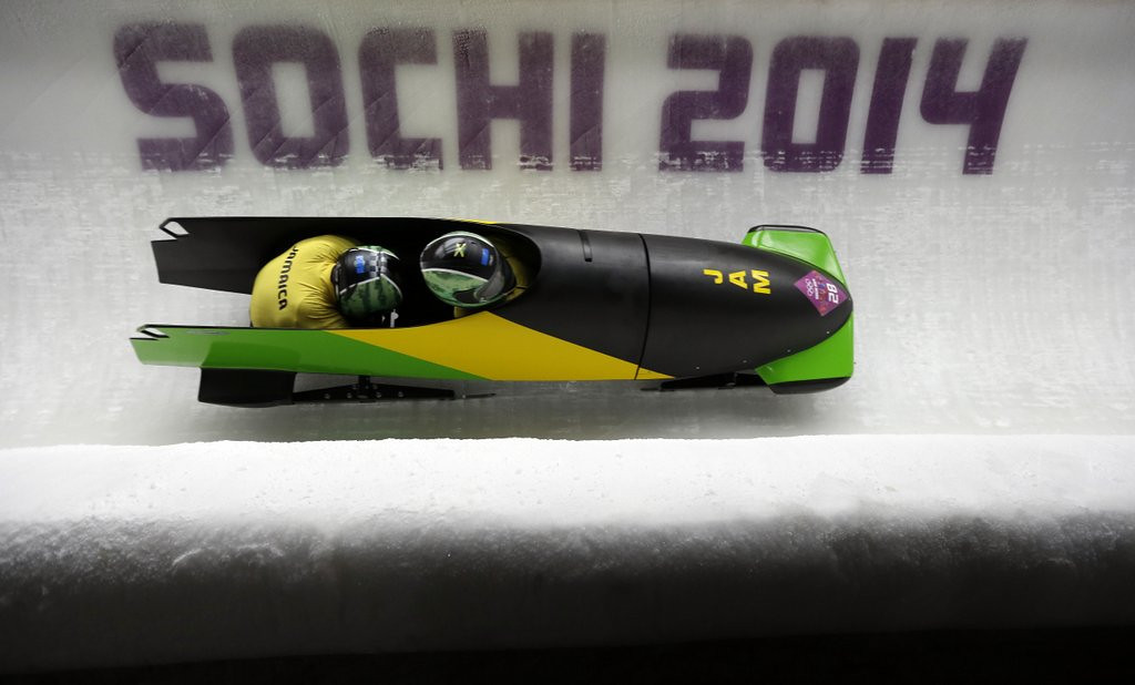 . <p><b>15. JAMAICAN BOBSLED TEAM </b> <p>No longer very cool runnings. <p>   (AP Photo/Natacha Pisarenko)