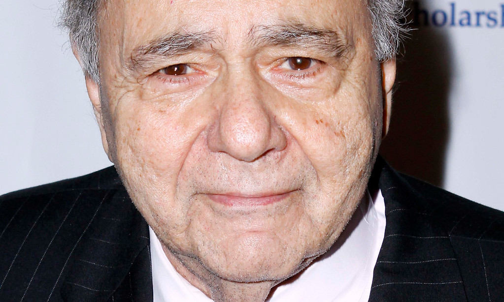 . Actor Michael Constantine celebrates his big fat Greek 88th birthday. (Donna Ward/Getty Images)