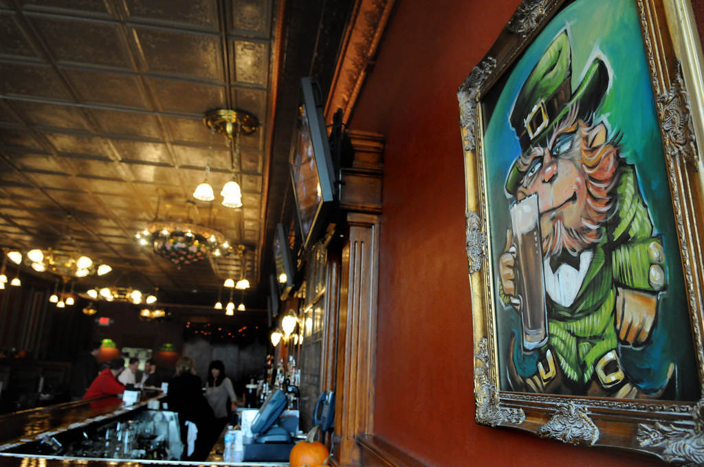 . Pub 112 Eatery is one of Stillwater�s newest additions and has a selection of Irish and craft beers. (Pioneer Press: Jean Pieri)