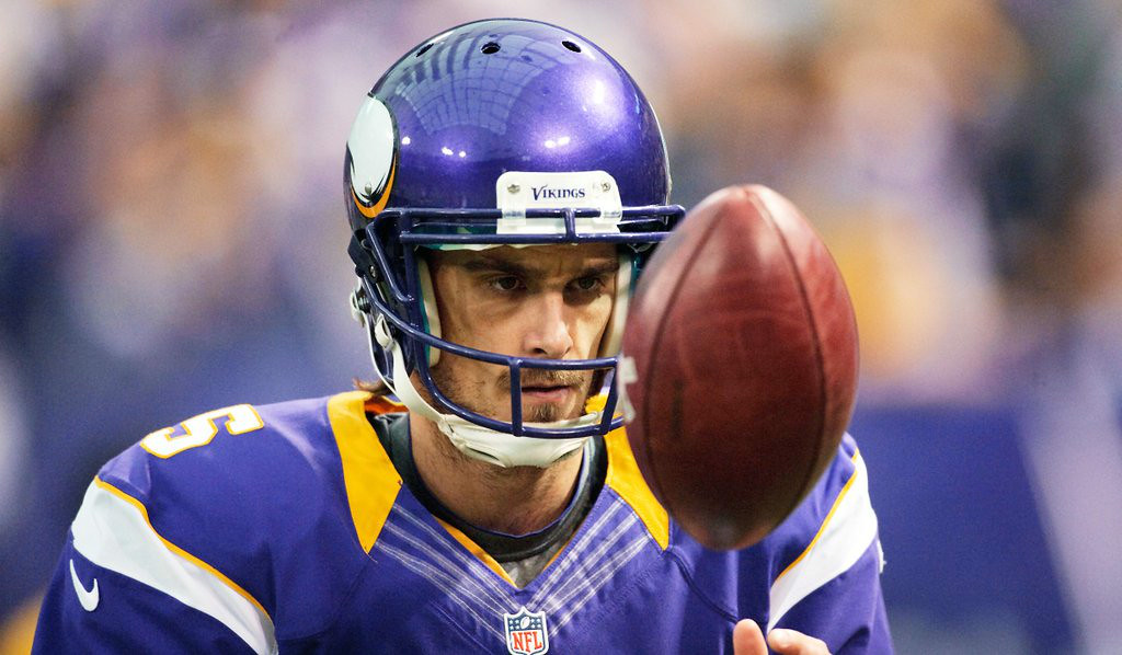 ". 4. CHRIS KLUWE <p>Will do anything to extend his 15 minutes of fame. Except punting. (1) </p><p><b><a href=""http://www.twincities.com/vikings/ci_26366778/vikings-chris-kluwes-former-teammates-not-returning-my\"" target=\""_blank\""> LINK </a></b> </p><p>    (Hannah Foslien/Getty Images)</p>"