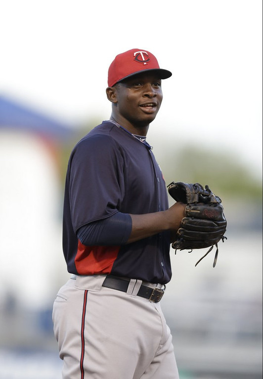 ". <p><b><a href=\'http://www.twincities.com/sports/ci_23733813/minnesota-twins-miguel-sano-disciplined-at-double\' target=""_blank\""> 5. Miguel Sano </a></b> <p>Twins bench hotdog prospect for 29-second home run trot, used to pay Kent Hrbek millions for doing the same. (unranked) <p> --------------------------------------------   (AP Photo/Kathy Willens)"