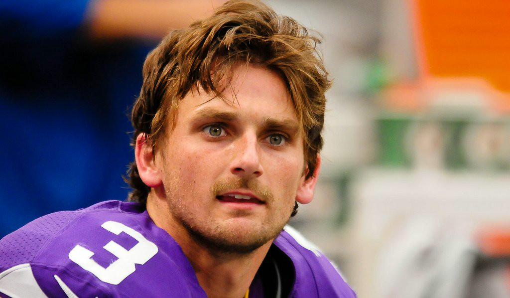 . 8. BLAIR WALSH <p>Always made sure his underpants were hole-less so he wouldn�t be confused with Vikings� punter.  </p><p>   (Pioneer Press: Ben Garvin)</p>