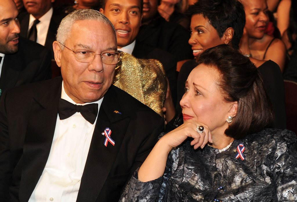 """. <p><b><a href=\'http://www.nypost.com/p/news/national/colin_foreign_affair_ldP4W3yPsexfpzxCpHfBdL\' target=\""""_blank\""""> Former Secretary of State Colin Powell, after the release of highly personal e-mails by a hacker, vehemently denied that he was � </a></b> <p> <b>A. Having an extramarital affair </b> <p><b> B. Covering up the real reason for the Iraq War </b> <p> <b>C. Republican </b> <p> --------------------------------------------     (Kevin Winter/Getty Images for NAACP Image Awards)"""