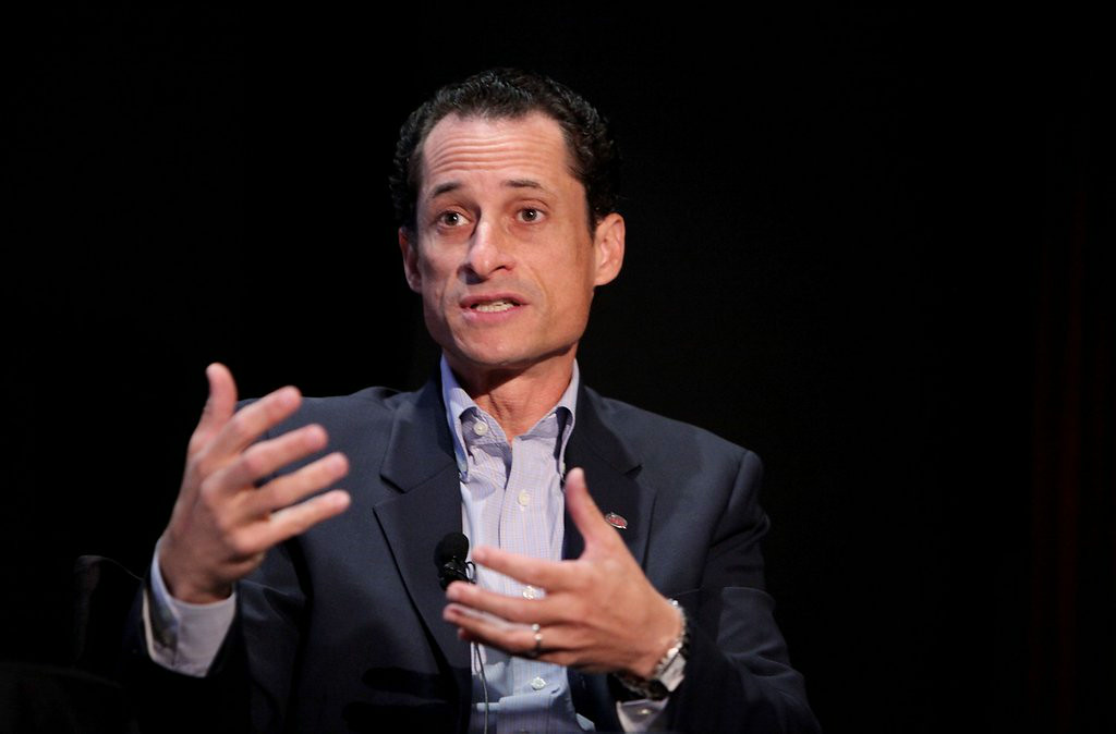 """. 10. (tie) ANTHONY WEINER <p>Planning his first restaurant. Whatever you do, don�t ask him about his meat. (previous ranking: unranked) </p><p><b><a href=\""""http://www.huffingtonpost.com/2014/08/08/anthony-weiner-restaurant_n_5660911.html\"""" target=\""""_blank\""""> LINK</a></b> </p><p>   (Amy Sussman/Getty Images)</p>"""