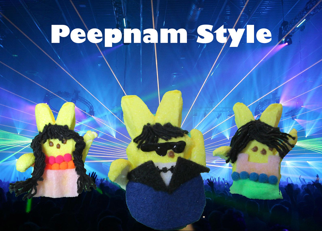 ". \""Peepnam Style,\"" by Molly Zuzek, Forest Lake"
