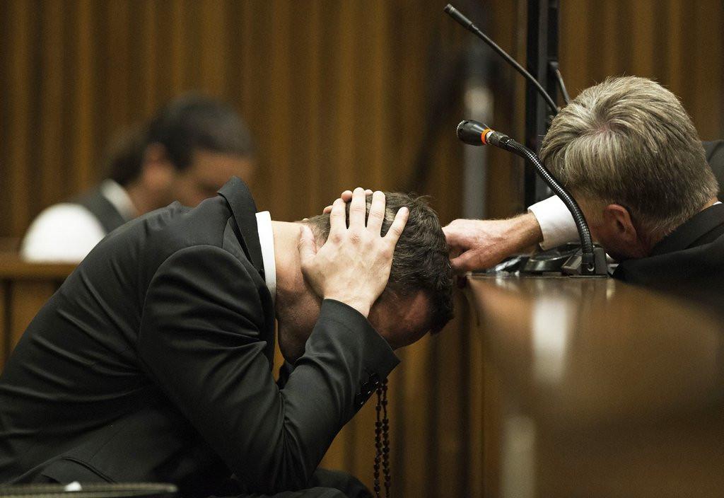 ". <p>4. (tie) OSCAR PISTORIUS <p>He prayed over his dead girlfriend�s body. Prayed for himself. (unranked) <p><b><a href=\'http://www.twincities.com/breakingnews/ci_25286386/pistorius-trial-returns-neighbor-testimony\' target=\""_blank\""> HUH?</a></b> <p>   (AP Photo/Marco Longari, Pool)"