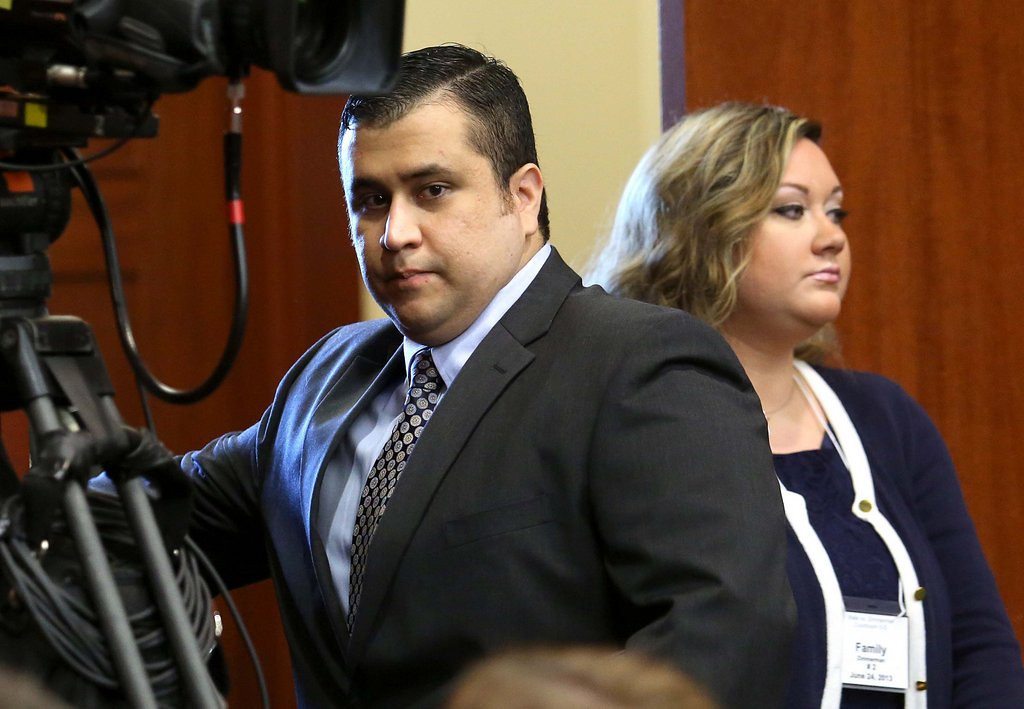 ". <p>9. GEORGE ZIMMERMAN <p>Looks like his marriage is shot, too. (3) <p><b><a href=\'http://www.theguardian.com/world/2013/sep/06/george-zimmerman-wife-shellie-files-divorce\' target=""_blank\""> HUH?</a></b> <p>   (AP Photo/Orlando Sentinel, Joe Burbank, Pool, File)"