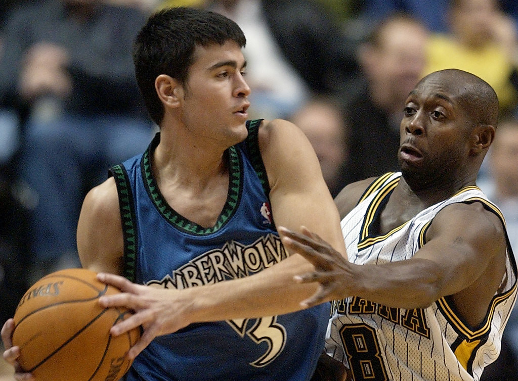 . 20. 2004 � No. 59 Blake Stepp.  This was the last first-round pick lost because of the Joe Smith mess. Stepp was no Stockton, but he had a great career at Gonzaga. He played in some preseason games with the Wolves but didn�t make the regular-season roster. (AP Photo/Darron Cummings)