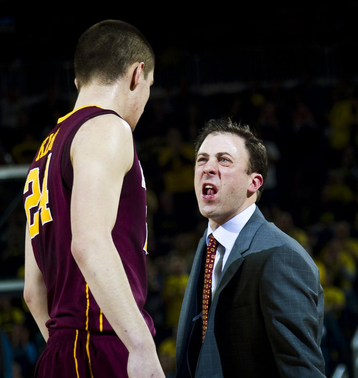 ". <p>7. (tie) MINNESOTA GOPHERS  <p>The War of 18-12. (unranked) <p><b><a href=\'http://www.twincities.com/sports/ci_25256593/gophers-basketball-loss-michigan-hurts-us-ncaa-chances?source=rss_viewed\' target=""_blank\""> HUH?</a></b> <p>    (AP Photo/Tony Ding)"