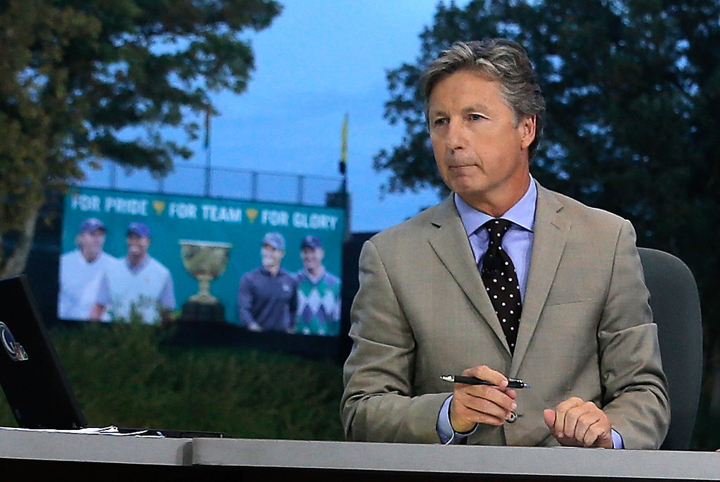 ". <p>9. BRANDEL CHAMBLEE <p>He�ll never call Tiger Woods a cheater again. But everyone else can! (unranked) <p><b><a href=\'http://www.twincities.com/sports/ci_24425015/brandel-chamblee-resigns-from-magazine-over-tiger-woods\' target=""_blank\""> HUH?</a></b> <p>     (Scott Halleran/Getty Images)"