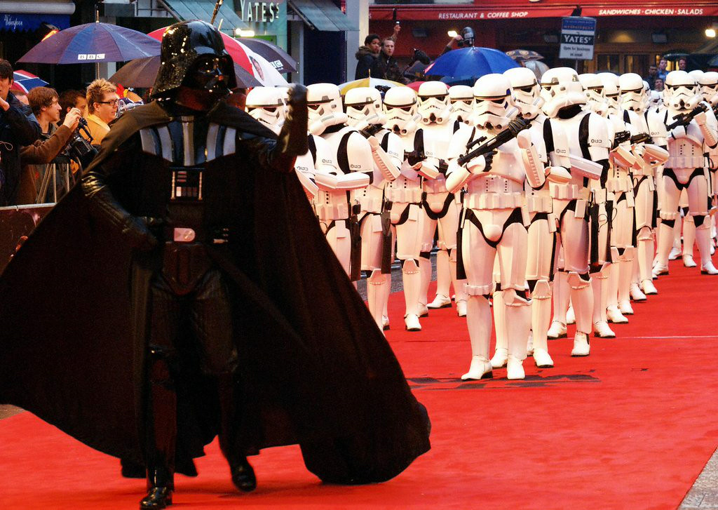 ". 7. (tie) DARTH VADER <p>Far too open-minded and bipartisan to get a job in today�s Congress. (10) </p><p><b><a href=""http://www.washingtonpost.com/blogs/wonkblog/wp/2014/07/23/darth-vader-is-polling-higher-than-all-potential-2016-presidential-candidates/\"" target=\""_blank\""> LINK </a></b> </p><p>   (Max Nash/AFP/Getty Images)</p>"